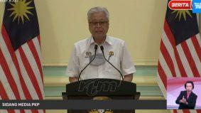 [TERKINI] PKP 6 daerah di Selangor termasuk Petaling dan Gombak bermula 6 Mei. Rentas daerah tidak dibenarkan