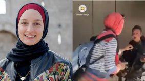 [VIDEO] Kejam! Tudung wartawan Palestin direntap tentera Zionis, kisah Latifah raih perhatian dunia