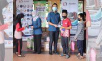 Santuni anak yatim, Hospital Pakar KPJ Rawang prihatin nasib masyarakat