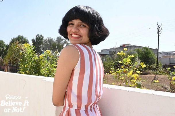 remaja rambut terpanjang di dunia