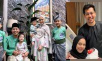 Sari Yanti, Jep Sepahtu timang anak ketiga