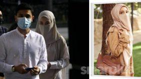 """""""Pakai niqab tak perlu pakai face mask ke?- Netizen dakwa Neelofa tidak pakai pelitup muka ke mahkamah"""