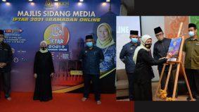 Program Iftar 2021@Ramadan JKKN diteruskan secara dalam talian