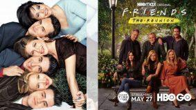 Tanpa skrip, Friends : The Reunion temui peminat 27 Mei ini