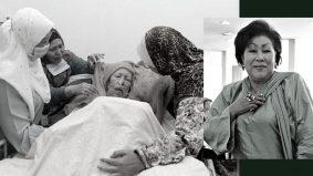 Pelakon veteran Sharifah Aminah meninggal dunia