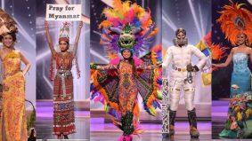 5 kostum Miss Universe tarik perhatian ramai, Miss Malaysia bawa suasana kampung