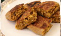 Cara Buat Murtabak Ayam Homemade Sedap Ala Bazar