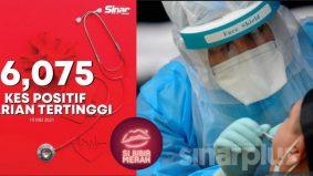 #SiBibirMerah: Salah siapa 6,075 kes positif Covid-19? Selangor tawar khidmat saringan percuma