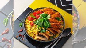 Sajian lebih sihat di Nando's, menu baharu padat protein dan bebas daging