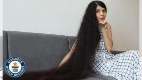 12 tahun tak pernah potong rambut, Rapunzel Gujarat ini akhirnya buat sesuatu yang tak disangka-sangka