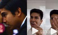 "#SiBibirMerah: [VIDEO] ""Apa kejadahnya percaya benda macam ini. Ini semua mitos""- Syed Saddiq"