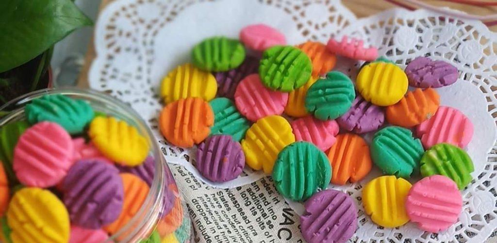 6 resipi biskut raya warna warni ceriakan hari raya, mesti sedap!