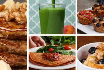 Geng diet kembalilah ke pangkal jalan. Buat 5 resipi sarapan pagi berkhasiat dan seimbang