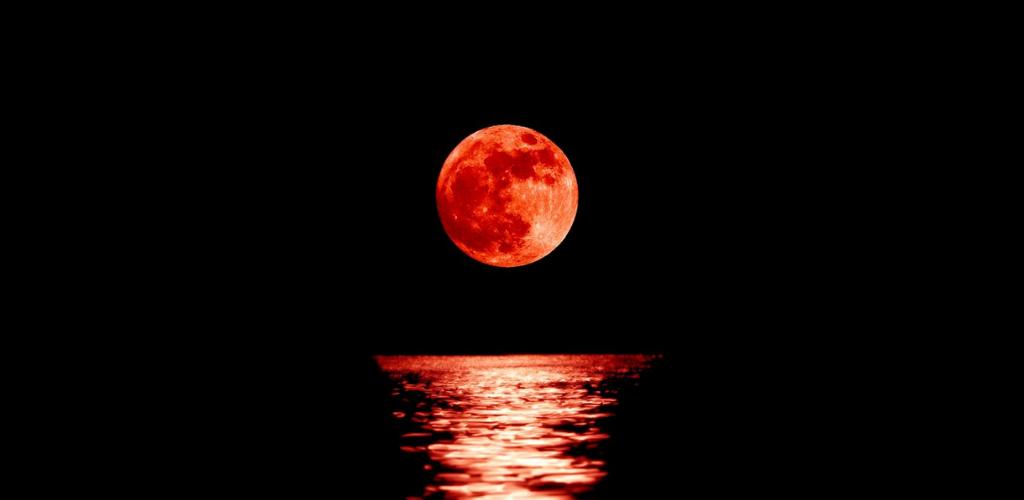 Fenomena Super Blood Moon pada 26 Mei ini, bulan penuh serentak dengan gerhana bulan
