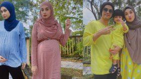 Sarat hamil 6 bulan, Izreen Azminda risau isu tertukar bayi