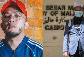 Lega! Caprice sahkan Ebit Lew selamat dalam Misi Bantuan Kemanusiaan Gaza Palestin