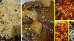 Nasi minyak, gulai daging versi Terengganu lazat! Dikongsi lebih 18k
