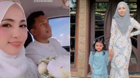 """""""Kakak tunggu Aafiyah nak datang."""" Sebelum pengasuh bernikah, Aafiyah sempat tuntut janji baju princess"""