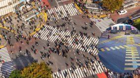 Gempak! Shibuya Crossing kini di Bukit Bintang, lintas serentak, kurang risiko kemalangan
