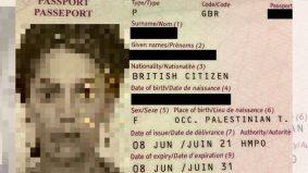Wanita Israel terkejut, maklumat tempat lahir diubah 'Wilayah Palestin yang Dijajah' pada pasport UK