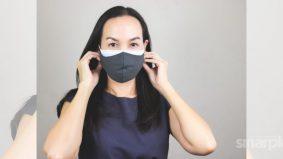 Saran pakai double mask di tempat sesak, ini cara pakainya