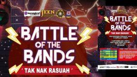 Battle Of The Bands bawa mesej perangi rasuah