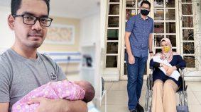 'Berbuat baik lah pada ibu, ibu dan ibu…'– Ummi Nazeera kongsi pengalaman hamil anak kedua