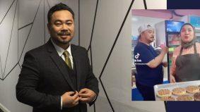 Acong Sweetchild jual pai keju tampung kehidupan sepanjang PKP