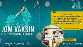Ambil inisiatif bantu kerajaan, TV Alhijrah lancar kempen Jom Vaksin