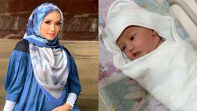 Ummi Nazeera kongsi wajah dan nama anak kedua, inspirasi nama isteri Rasulullah SAW