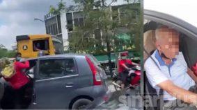 #SiBibirMerah: Niat uncle membantu, tapi dibelasah. Bimbang masyarakat fobia berbuat baik
