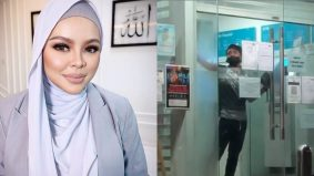 Lagu Kesetiaan jadi OST, Siti Sarah cari remaja viral dalam video pintu ATM tertutup