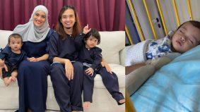 12 ahli keluarga Rody Kristal positif Covid-19, anak bongsu dimasukkan ke hospital