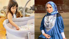 Demam semasa bersalin, Ummi Nazeera syukur selamat melahirkan anak kedua