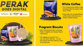 Wow! Perak Goes Digital tawar produk lokal pada harga berbaloi. Apalagi, jom shopping