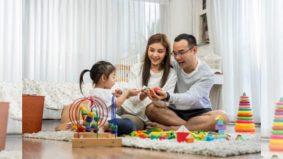 Ajar anak kecil kenali anggota badan sejak kecil. Penting, untuk mereka lindungi diri