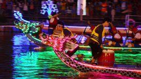 Pesta Perahu Naga meriah dan berwarna-warni di China, ini kisah disebaliknya