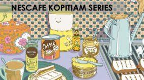 Dah lama tak lepak minum di kedai kopi, NESCAFE ubati kerinduan kita dengan edisi khas Kopitiam