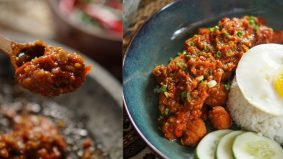 Suka pedas? Ini menu baharu Santan, Hot Chic Bites with Spicy Sambal yang wajib dicuba.