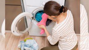 Basuh pakaian guna mesin automatik, ini fungsi butang 'soak' atau 'tub cleaning' yang perlu dimanfaatkan