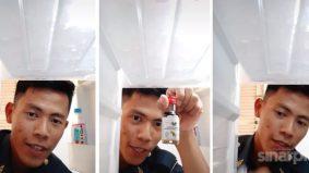 [VIDEO] Bukan saja untuk buat kuih, esen vanila bantu hilangkan bau busuk peti ais, microwave