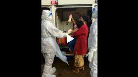 [VIDEO]Kanak-kanak meronta enggan naik ambulans bikin warganet sebak