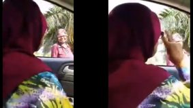 [VIDEO] Wow! Mak cik Melayu borak dalam bahasa Tamil, curi perhatian warga maya