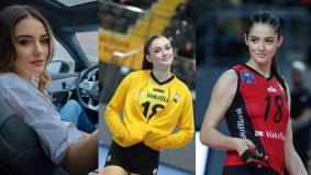 Atlet bola tampar Turki curi tumpuan, jelita persis ratu cantik