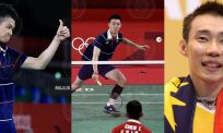 """""""Usah kecewa, Olimpik pertama kot, siapa tak cemas"""" – nasihat otai Chong Wei"""