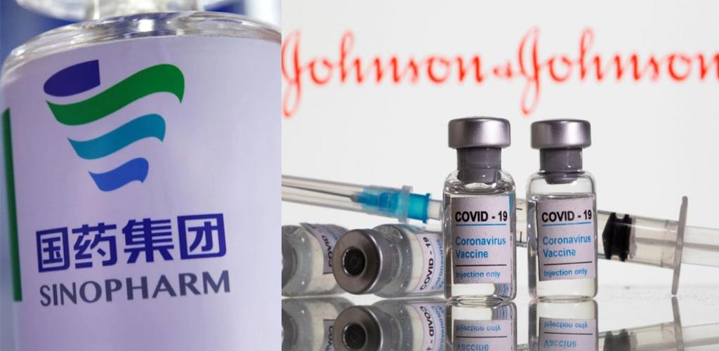 Wah! 7 jenis vaksin di Malaysia, terbaru Sinopharm, Johnson & Johnson