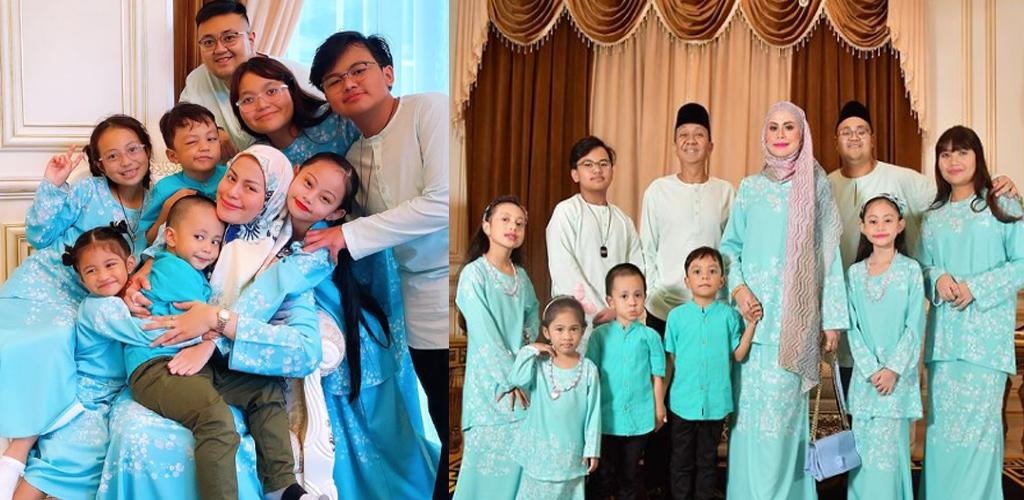 10 ahli keluarga Rebecca positif Covid-19, termasuk suami dan 6 anak
