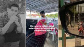 Pelajar IPT meninggal dunia: Rakan dedah, arwah selalu bantu gelandangan, golongan terjejas PKP