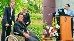 Tahniah! Dr Muhammad Najib lakar sejarah, OKU pertama dilantik Pengarah Harta Tanah di UTM