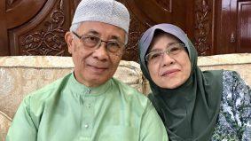 Habsah Hassan, suami positif Covid-19. Alami batuk berpanjangan, sakit mata